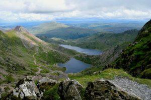 Snowdonia-lake
