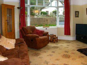 Living room - Self catering accommodation - Llandudno