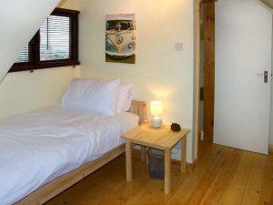 Bedroom 4 - Self catering accommodation - Llandudno